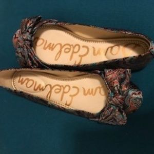 Shoes (Flats)- Multicolor with Bow